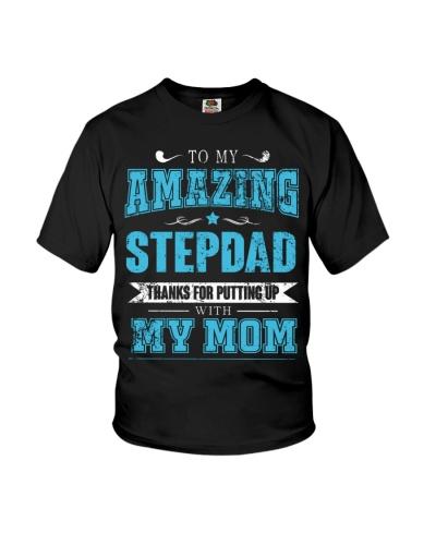 To my amazing Stepdad