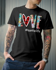 Love auntielife Classic T-Shirt lifestyle-mens-crewneck-front-6