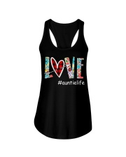 Love auntielife Ladies Flowy Tank thumbnail