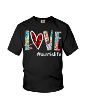 Love auntielife Youth T-Shirt thumbnail
