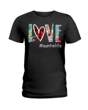Love auntielife Ladies T-Shirt thumbnail