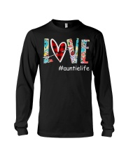 Love auntielife Long Sleeve Tee tile