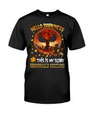 Grandma and Grandpa to Grandchild - Hello  Classic T-Shirt thumbnail