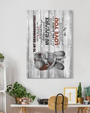 To My Granddaughters - Canvas 20x30 Gallery Wrapped Canvas Prints aos-canvas-pgw-20x30-lifestyle-front-03