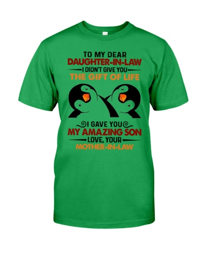TO MY DAUGHTER-IN-LAW - PENGUIN - GIFT OF LIFE