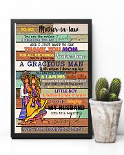 TO MY MOTHER-IN-LAW - HIPPIE - THANK YOU 16x24 Poster lifestyle-poster-8