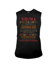 T-SHIRT - TO MY DAD - VINTAGE Sleeveless Tee thumbnail