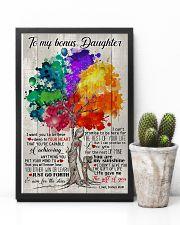 BONUS MOM TO BONUS DAUGHTER 16x24 Poster lifestyle-poster-8