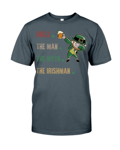 Uncle The man The myth The irishman