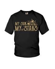 My sun and my stars Youth T-Shirt thumbnail