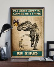 Dinosaurs - In A world Where You Can Be Anything 16x24 Poster lifestyle-poster-2