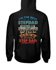 The best kind of Step dad Hooded Sweatshirt thumbnail