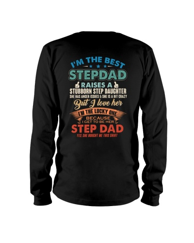The best kind of Step dad