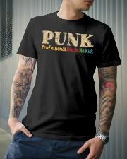 PUNK Professional Uncle No Kids Classic T-Shirt lifestyle-mens-crewneck-front-6
