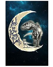 TO KIDS - MOON - LOVE YOU TO THE MOON 16x24 Poster front