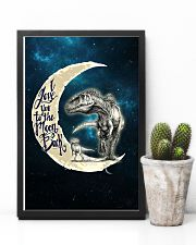 TO KIDS - MOON - LOVE YOU TO THE MOON 16x24 Poster lifestyle-poster-8