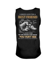 I asked God for a best friend Unisex Tank thumbnail
