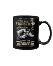 I asked God for a best friend Mug thumbnail