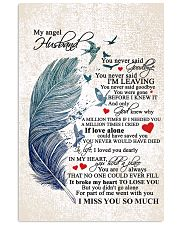 MY ANGEL HUSBAND 16x24 Poster front