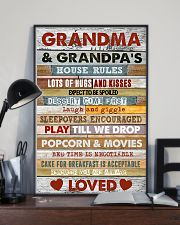 GRANDMA AND GRANDPA'S 16x24 Poster lifestyle-poster-2