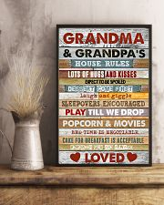 GRANDMA AND GRANDPA'S 16x24 Poster lifestyle-poster-3