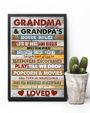 GRANDMA AND GRANDPA'S 16x24 Poster lifestyle-poster-8