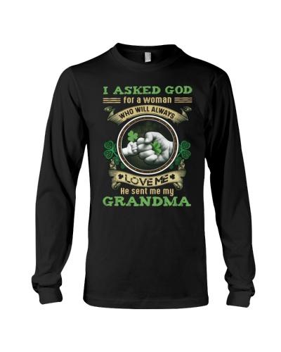 GRANDMA - VINTAGE - HE SENT ME MY GRANDMA