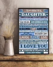 DADDY TO DAUGHTER 16x24 Poster lifestyle-poster-3
