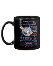 Grandma to Granddaughter - It Is Full Of Love  Mug back