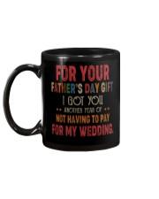 MUG - TO MY DAD - FATHER'S DAY Mug back