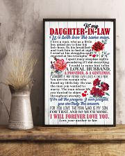 DAUGHTER-IN-LAW - ROSE - WE BOTH LOVE THE SAME  16x24 Poster lifestyle-poster-3