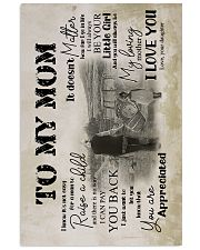 To My Mom - Farmer - Poster 16x24 Poster front