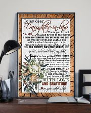 TO DAUGHTER-IN-LAW - PROTEA - YOU ARE A BLESSING 16x24 Poster lifestyle-poster-2