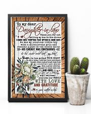 TO DAUGHTER-IN-LAW - PROTEA - YOU ARE A BLESSING 16x24 Poster lifestyle-poster-8