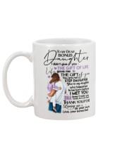 BONUS DAD TO BONUS DAUGHTER Mug back