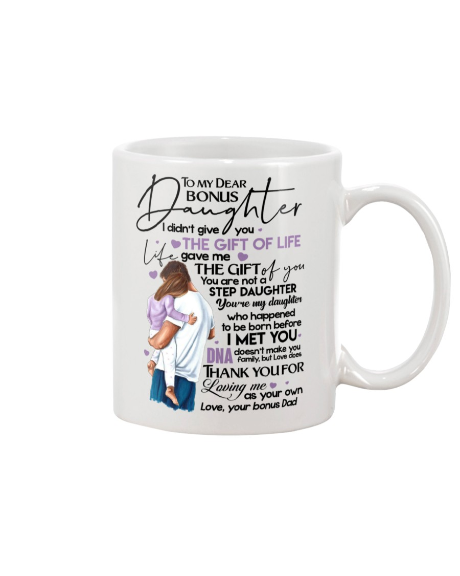 BONUS DAD TO BONUS DAUGHTER Mug