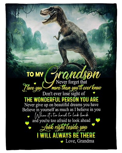 GRANDMA TO GRANDSON - T REX - BE THERE