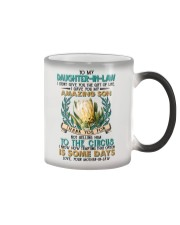 TO MY DAUGHTER-IN-LAW - PROTEA FLOWER - CIRCUS Color Changing Mug thumbnail