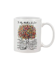 DAUGHTER TO MOTHER-IN-LAW Mug front