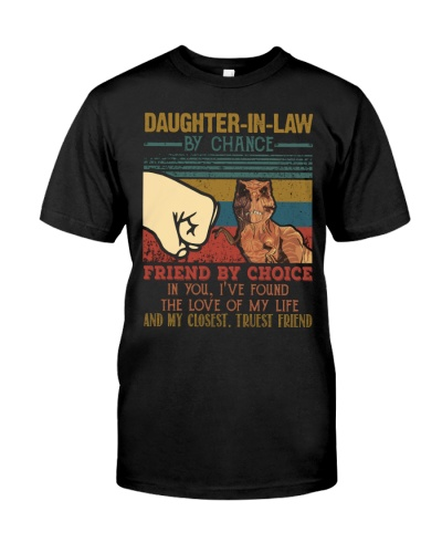 DAUGHTER-IN-LAW BY CHANCE - FRIEND BY CHOICE