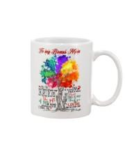 DAUGHTER TO BONUS MOM Mug front