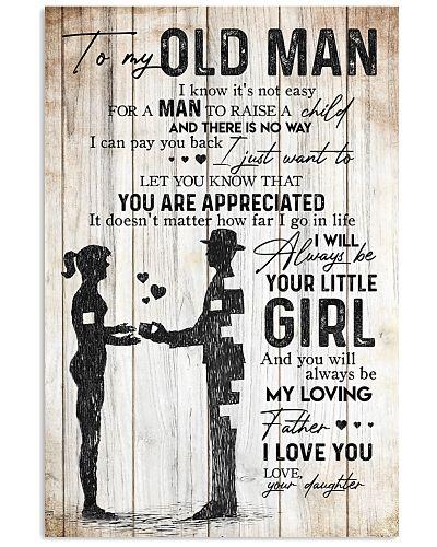 DAUGHTER TO OLD MAN