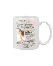 DAUGHTER TO MOM Mug front