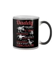 SAURUS - FATHER'S DAY FAMILY Color Changing Mug thumbnail
