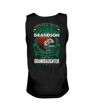 GRANDPA - CLOVERS - MY SON AND MY DAUGHTER Unisex Tank thumbnail