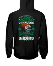 GRANDPA - CLOVERS - MY SON AND MY DAUGHTER Hooded Sweatshirt thumbnail