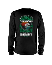 GRANDPA - CLOVERS - MY SON AND MY DAUGHTER Long Sleeve Tee thumbnail