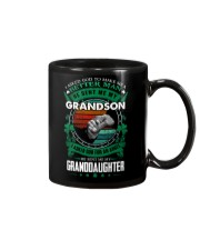 GRANDPA - CLOVERS - MY SON AND MY DAUGHTER Mug thumbnail