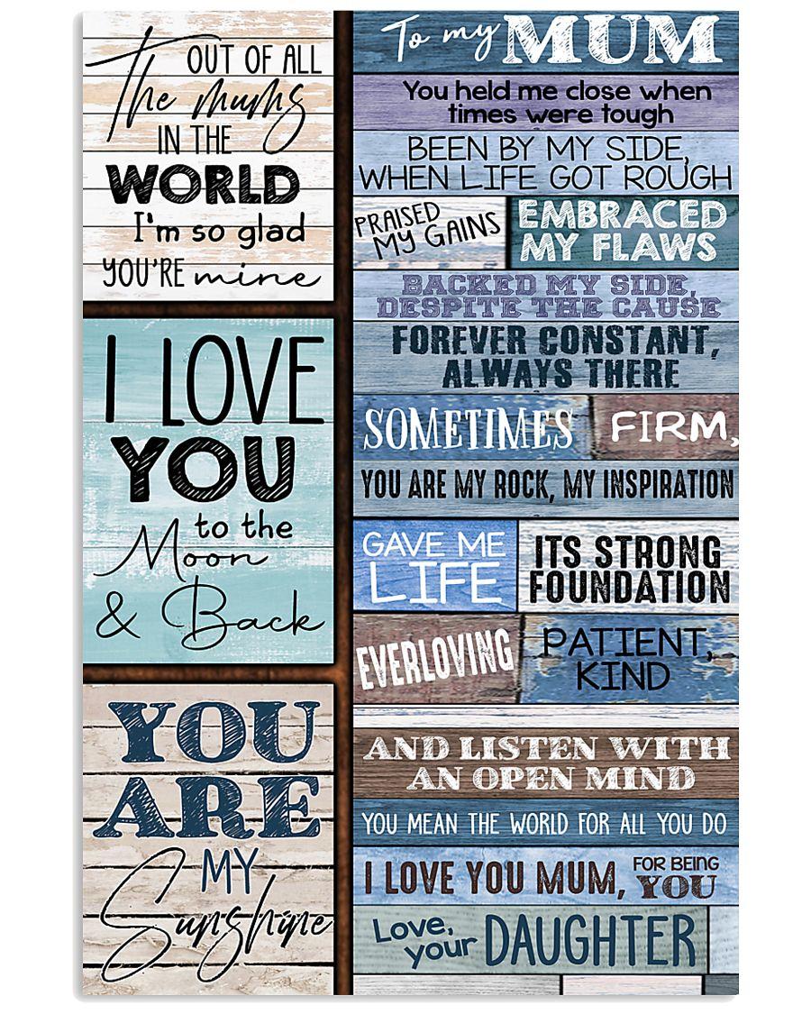 Mum - Poster 16x24 Poster