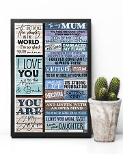 Mum - Poster 16x24 Poster lifestyle-poster-8